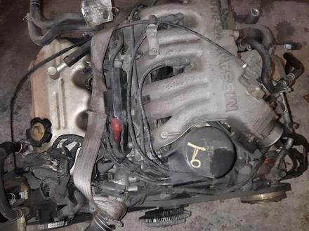 Двигатель VG30 VG33 в Алматы