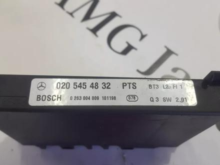 Блок управления парктроника на Mercedes-Benz w210 за 2 869 тг. в Владивосток – фото 2