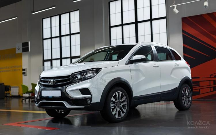 ВАЗ (Lada) XRAY Cross Luxe/Prestige 2021 года за 8 750 000 тг. в Атырау