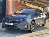 Hyundai Elantra 2019 года за 7 500 000 тг. в Кызылорда