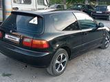 Honda Civic 1993 года за 990 000 тг. в Рудный – фото 2