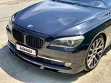 BMW 740 2009 года за 7 000 000 тг. в Алматы – фото 3