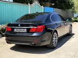 BMW 740 2009 года за 7 000 000 тг. в Алматы – фото 5
