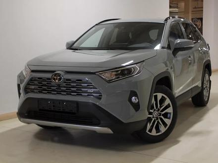 Toyota RAV 4 2020 года за 18 400 000 тг. в Алматы – фото 2