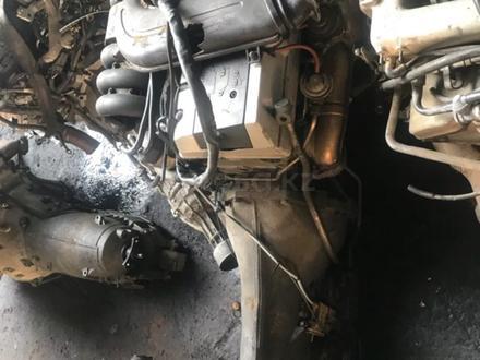Двигатель w210 пробег за 100 тг. в Алматы