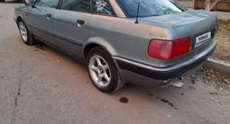 Audi 80 1992 года за 1 100 000 тг. в Караганда – фото 4