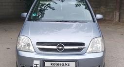 Opel Meriva 2003 года за 2 300 000 тг. в Алматы