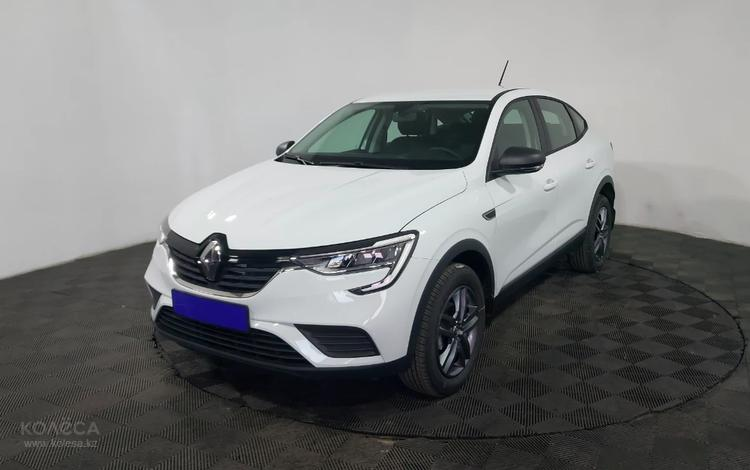 Renault Arkana Life 2021 года за 8 101 000 тг. в Усть-Каменогорск