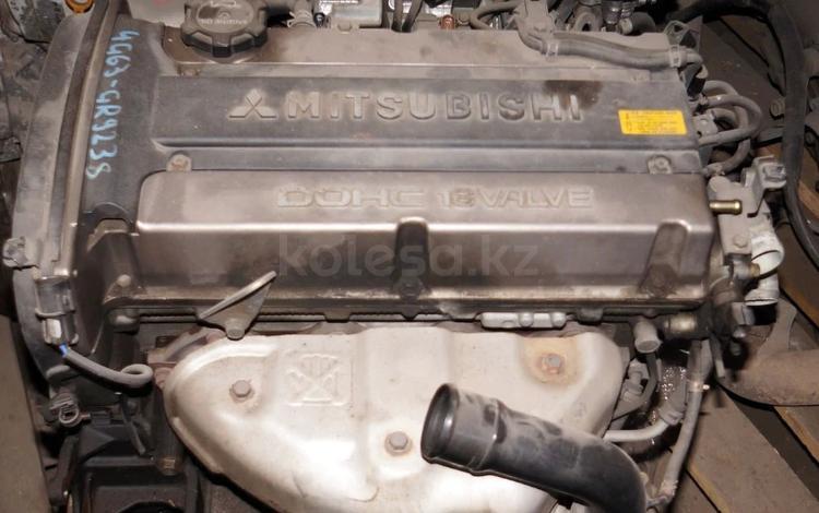 Контрактный двигатель Mitsubishi Airtrek CU2W 4G63 за 240 000 тг. в Темиртау