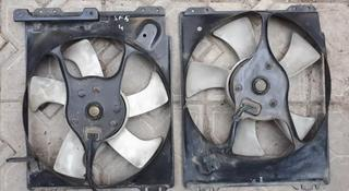 На SUBARU IMPREZA вентиляторы на турбо за 4 000 тг. в Алматы