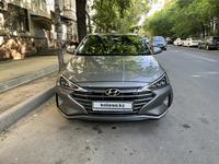 Hyundai Elantra 2020 года за 9 900 000 тг. в Алматы