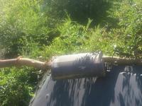 Глушитель в сборе 2.5 дизель за 50 000 тг. в Алматы