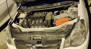 Двигатель к4м Рено Ниссан Ларгус за 50 000 тг. в Алматы