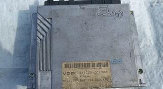 Блок управления двигателем Мерседес s320 w140 гибрид за 35 000 тг. в Алматы