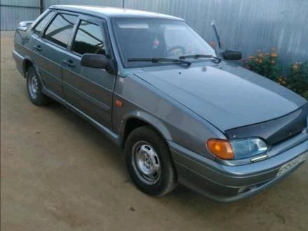 ВАЗ (Lada) 2115 (седан) 2010 года за 730 000 тг. в Уральск – фото 2
