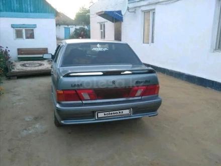 ВАЗ (Lada) 2115 (седан) 2010 года за 730 000 тг. в Уральск – фото 6
