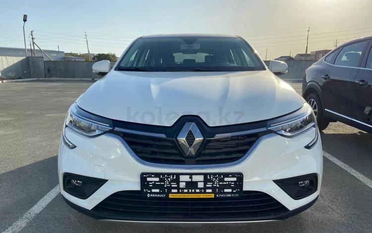 Renault Arkana Style TCe 150 (4WD) 2021 года за 10 751 000 тг. в Атырау