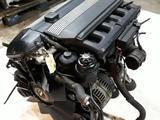 Двигатель BMW m54b25 2.5 л Япония за 400 000 тг. в Алматы – фото 2