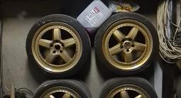 Составные диски Hinodex Stern R18 с резиной за 100 000 тг. в Нур-Султан (Астана) – фото 3