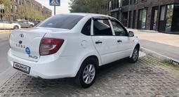 ВАЗ (Lada) Granta 2190 (седан) 2014 года за 2 600 000 тг. в Алматы – фото 3