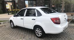 ВАЗ (Lada) Granta 2190 (седан) 2014 года за 2 600 000 тг. в Алматы – фото 4