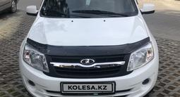 ВАЗ (Lada) Granta 2190 (седан) 2014 года за 2 600 000 тг. в Алматы – фото 5