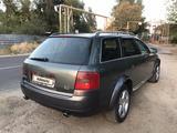 Audi A6 allroad 2000 года за 2 500 000 тг. в Алматы – фото 4
