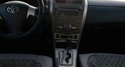 Toyota Corolla 2007 года за 4 650 000 тг. в Есик – фото 5