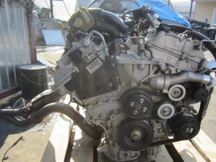 Мотор 2gr-fe АКПП двигатель Lexus rx350 3.5л (лексус рх350) camry50-55 за 50 000 тг. в Нур-Султан (Астана)