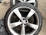 Комплект дисков S-Line и резины. Подходит на все модели Audi, Volkswagen! за 695 000 тг. в Алматы – фото 2