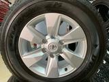 Комплект дисков с автошинами TLC Prado 150 за 495 000 тг. в Уральск – фото 2