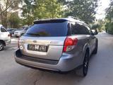 Subaru Outback 2007 года за 4 570 000 тг. в Алматы – фото 4