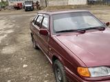 ВАЗ (Lada) 2115 (седан) 2007 года за 600 000 тг. в Кокшетау – фото 4