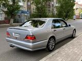 Mercedes-Benz S 500 1994 года за 1 650 000 тг. в Жезказган – фото 5