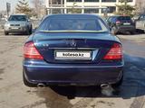 Mercedes-Benz CL 500 2002 года за 3 550 000 тг. в Алматы – фото 5