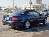 Mercedes-Benz CL 500 2002 года за 3 550 000 тг. в Алматы – фото 2