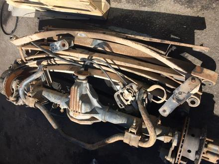 Мерседес рулевые колонки насосы Vario 609 809… в Караганда – фото 6