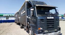 Scania  113 1995 года за 8 200 000 тг. в Костанай – фото 2