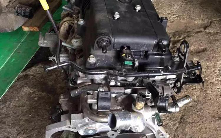 Контрактный двигатель G4FC и G4FA за 100 тг. в Петропавловск