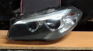 Левая фара BMW 5 в кузове f10 рестайлинг за 150 000 тг. в Алматы