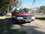 Audi 100 1990 года за 1 250 000 тг. в Талгар