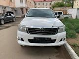 Toyota Hilux 2014 года за 8 700 000 тг. в Уральск – фото 2