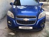 Chevrolet Tracker 2013 года за 4 000 000 тг. в Алматы – фото 2