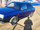 ВАЗ (Lada) 21099 (седан) 2004 года за 1 000 000 тг. в Актобе – фото 2