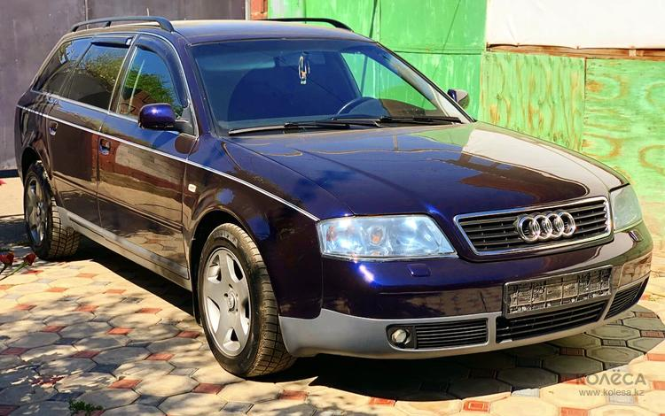 Audi A6 1998 года за 3 000 000 тг. в Алматы
