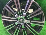 Новые диски R18 Toyota LC200 за 180 000 тг. в Алматы
