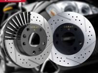 Тормозные диски и колодки фирмы Gerat за 5 000 тг. в Шымкент