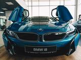 BMW i8 2015 года за 47 300 000 тг. в Алматы – фото 4