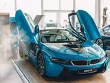 BMW i8 2015 года за 47 300 000 тг. в Алматы – фото 5