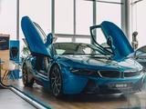 BMW i8 2015 года за 47 300 000 тг. в Алматы – фото 3